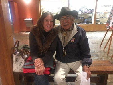 Kate with Most Beloved Man, Jerry Wolfe