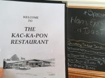 Kac Ka Pon Restaurant for breakfast