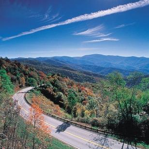 Skyway view