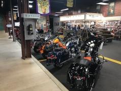 Inside DuBois Harley
