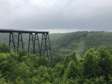 Kinzua Bridge & Skywalk